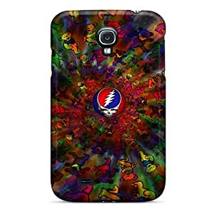 Best Hard Phone Cover For Samsung Galaxy S4 (SYn4897mlge) Provide Private Custom Realistic Grateful Dead Series