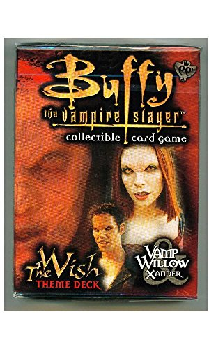 Willow Deck (Buffy the Vampire Slayer Card Game Class of 99 The Wish Theme Deck Vamp Willow Xander)