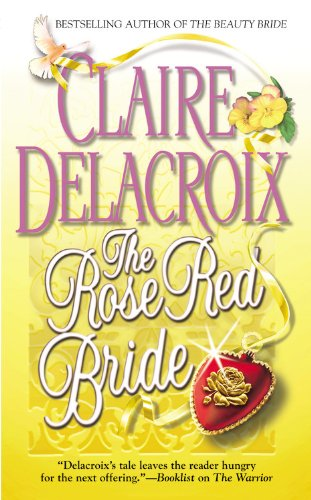 book cover of The Rose Red Bride