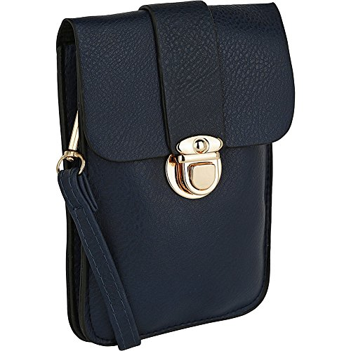 Farrow Collection Navy Wallet Mia Leandra K MKF by Phone IPHqw6Ipx