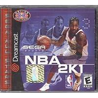 NBA 2K1 [Sega Dreamcast]