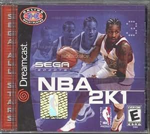 Amazon.com: NBA 2K1 [Sega Dreamcast]: Unknown: Video Games