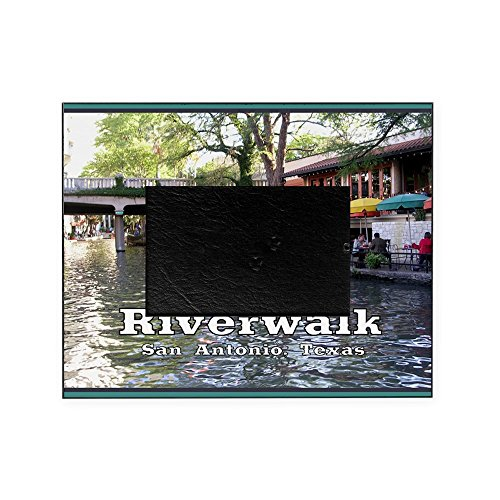 CafePress - Riverwalk, San Antonio,TEXAS - Decorative 8x10 Picture - Shopping Antonio San Texas In