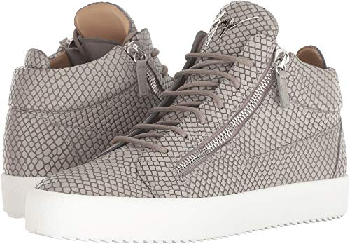 Giuseppe Zanotti Men's May London Croc Print Mid Top for sale  Delivered anywhere in USA