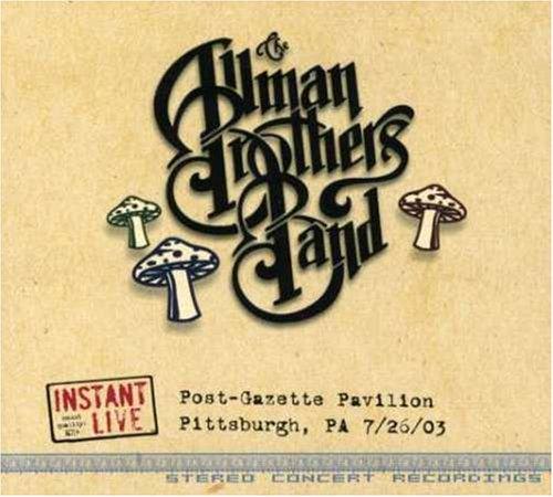 Instant Live: Post-Gazette Pavilion Pittsburgh by Instant Live Rec.