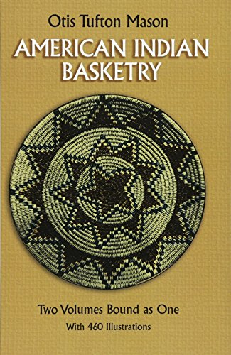 American Indian Basketry [Two Volumes Bound as One, With 460 Illustrations] by Dover Publications (Image #3)