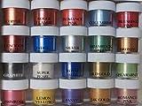 PETAL CRAFTS Luster Dust Set (20 Pack)