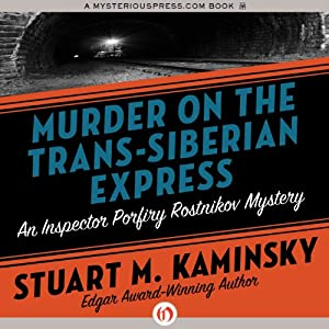 Murder on the Trans-Siberian Express Audiobook