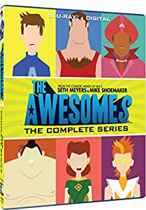 Awesomes, The - The Complete Series + Digital - BD [Blu-ray]