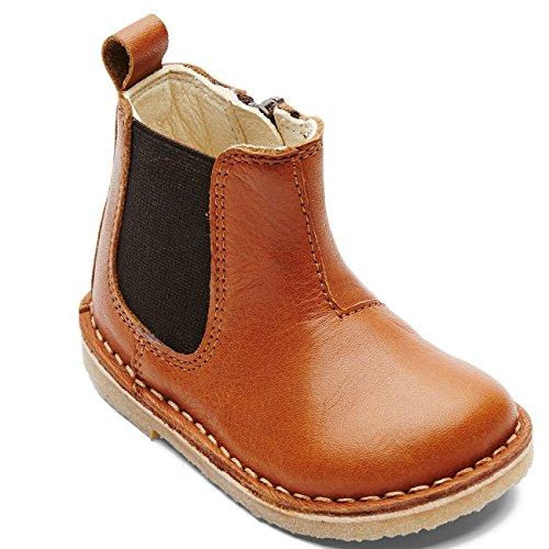 Bundgaard Kids Shoe Opa Chelsea Lux Tan S Tan