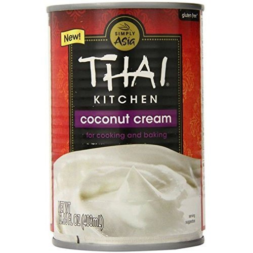 Thai Kitchen Coconut Cream, 13.77 Ounce (Pack of 6)