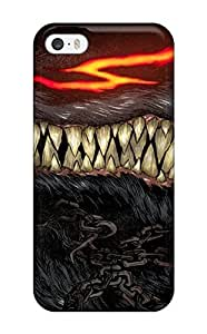 Awesome Berserk Flip Case With Fashion Design For Iphone 5/5s