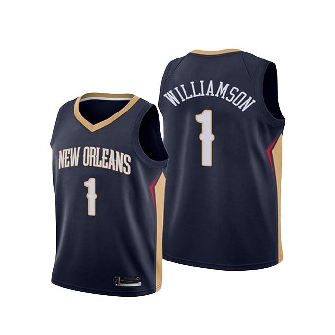 Camiseta de Baloncesto de Verano n. ° Zion Williams Ropa de ...