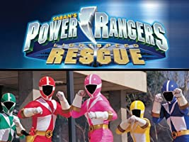 Power Rangers Lightspeed Rescue - Season 1