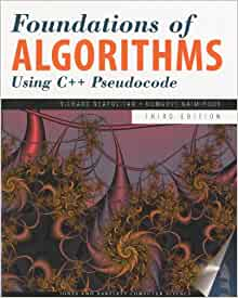 foundations of algorithms richard neapolitan pdf download