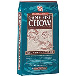 Purina Mills Game Fish Chow 50 lb.