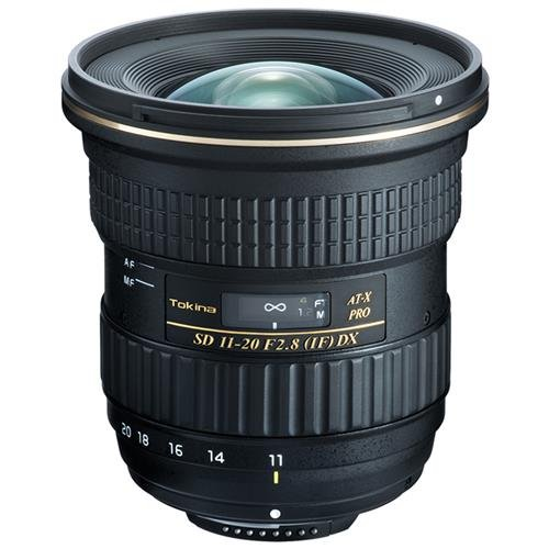 Tokina AT-X PRO DX for digital SLR 11-20mm f/2.8 Pro DX Lens for Nikon F
