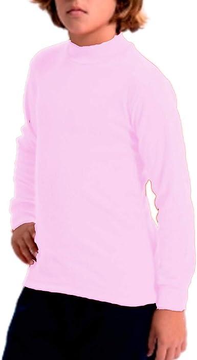 FABIO - Camiseta Carnaval Infantil Niñas Color: Rosa 910 Talla: 8