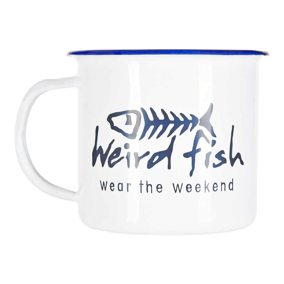 Weird Fish Enamel Mug Size ONE 16SA703ONE999