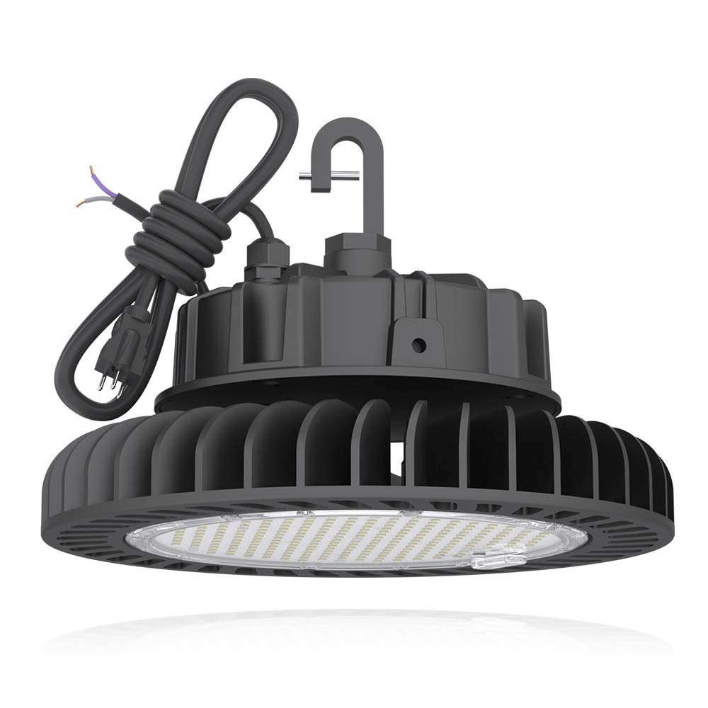 HYPERLITE 5000K LED UFO High Bay Lights 250W