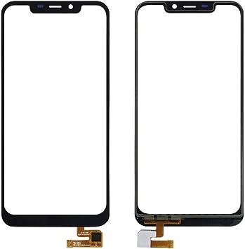 PREVOA Reemplazo Pantalla táctil para OUKITEL C12 Pro Smartphone ...