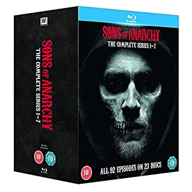 Sons Of Anarchy: Complete Seasons 1-7 [Blu-ray]