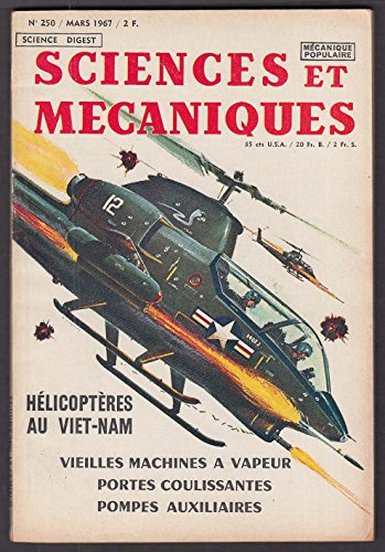 (SCIENCES et MECANIQUES AH-1 Huey Cobra Vietnam ++ 3 1967)