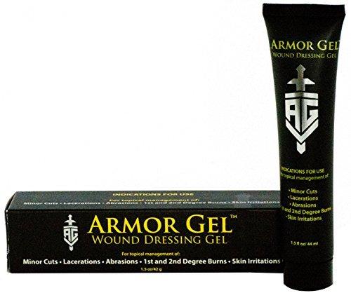 Armor Gel Wound Dressing Gel, 1.5oz Gel Dressing
