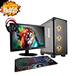 Pc Gamer Completo Maximus I5 Geforce GTX 1650 4GB TI 8GB Hd 1TB + SSD 160GB + Monitor 19""
