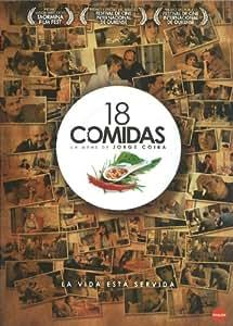 18 Comidas [DVD]