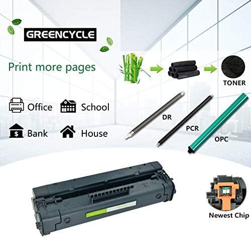 C4092A Laser Printer Toner Cartridge Replacement for HP 92A Black Compatible Laserjet Pro 1100axi 1100se 1100xi Printer Toner Cartridge 6-Pack High Yield