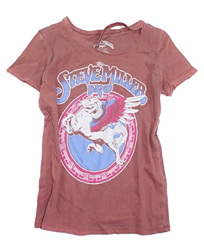 Hollister American Eagle Womens Live Nation Destroyed Graphic T Shirt W 10  X Small  Steve Miller Band
