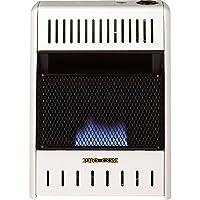 ProCom Dual Fuel Blue Flame Ventless Wall Heater – 10,000 BTU, Model#: MNSD100TBA