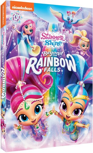 DVD : Shimmer And Shine: Beyond The Rainbow Falls (Widescreen, , AC-3, Amaray Case)