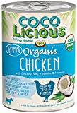 Party Animal Cocolicious 95% Organic Chicken, 13 Ounce Can (Pack of 12)