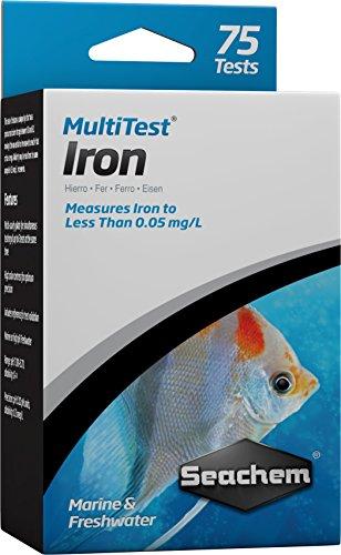 Seachem Multitest Iron - 1