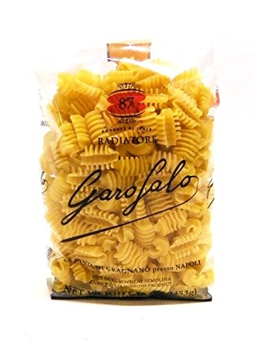 Garofalo No.87 Radiatore Semolina Pasta, 16 oz (Pack of 2)