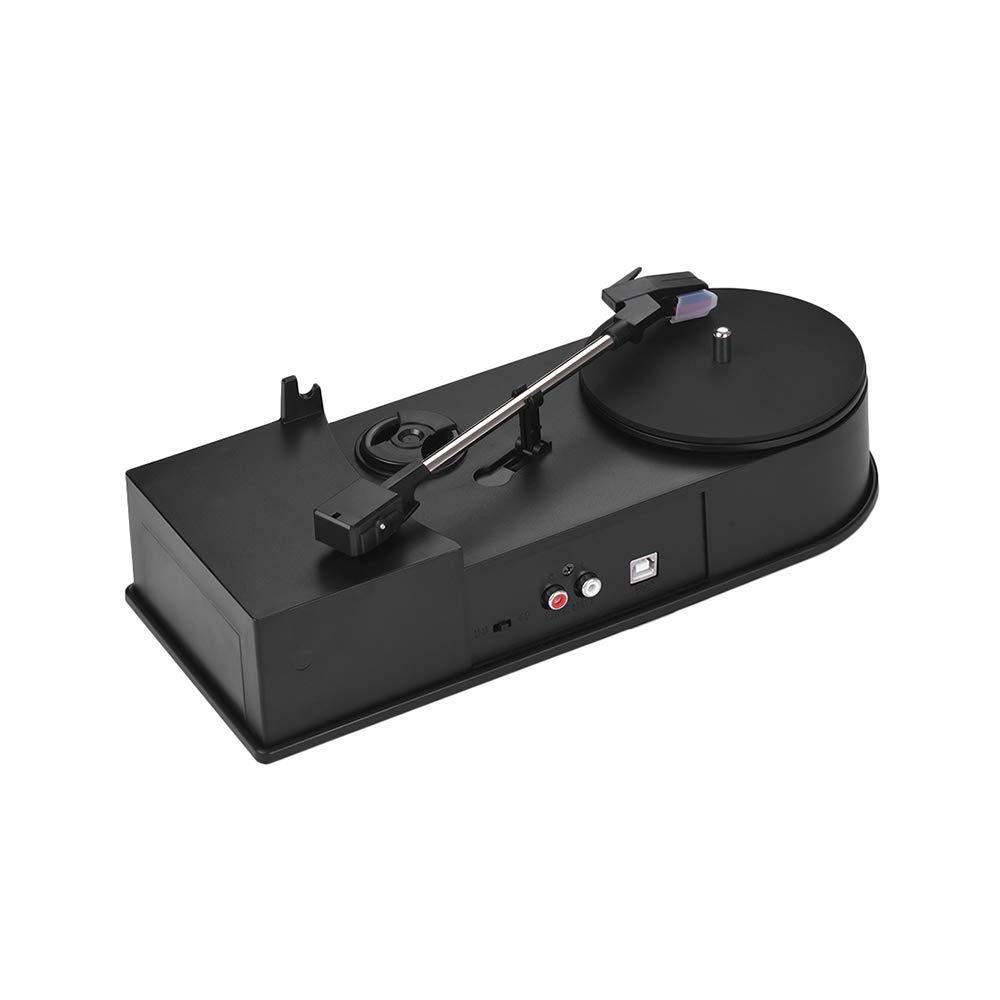 Media Wave Store Tocadiscos con Altavoces Estéreo, Mini USB ...