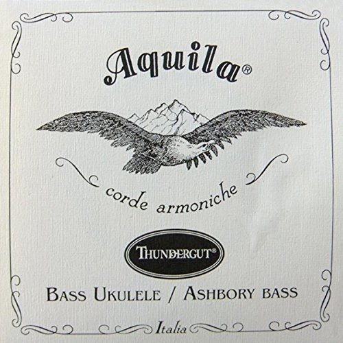 Aquila Thundergut Bass Ukulele Strings - 68U