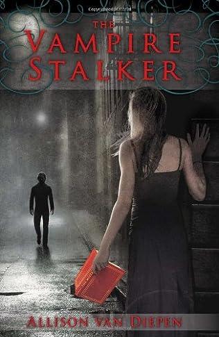 book cover of The Vampire Stalker