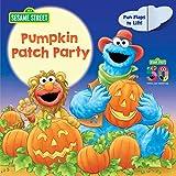 Pumpkin Patch Party (Sesame Street): A Lift-the-Flap Board Book