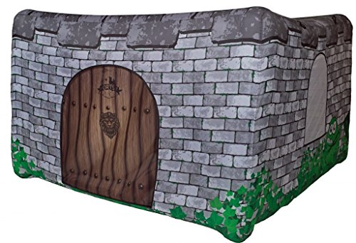 Fortsy Inflatable Castle Play Hut (Castle Inflatable)
