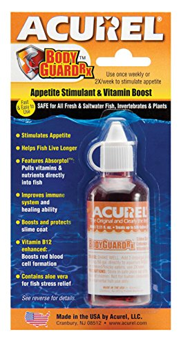 Acurel LLC Bodyguard RX 50-ml Aquarium and Pond Water Treatment Treats, 500-Gallon