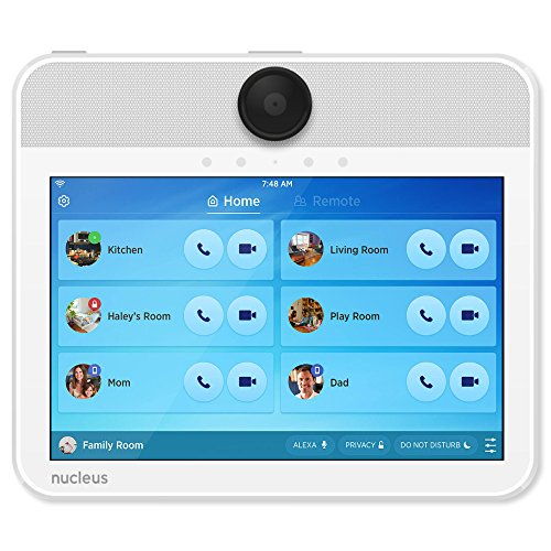 Nucleus N1001R31 WHITE Anywhere Intercom, White