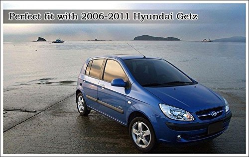 Original OEM 985103e000 parabrisas arandela bomba 1-PC para 2006 - 2010 Hyundai Santa Fe, GETZ: nueva haga clic, 2003 - 2009 Kia Sorento, 2007 ~ 11 Rondo: ...