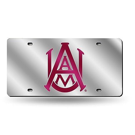 Rico NCAA Logo Laser Cut License Plate