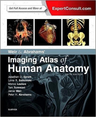 Weir Abrahams Imaging Atlas Of Human Anatomy 5e 9780723438267
