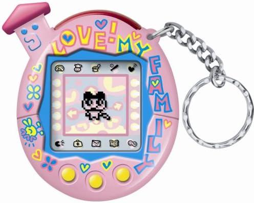 Tamagotchi Connection V5 Version 5 Familitchi Virtual Pet Toy Love My Family Amazon Co Uk Toys Games