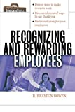 img - for Recognizing and Rewarding Employees by R. Brayton Bowen (2000-07-19) book / textbook / text book