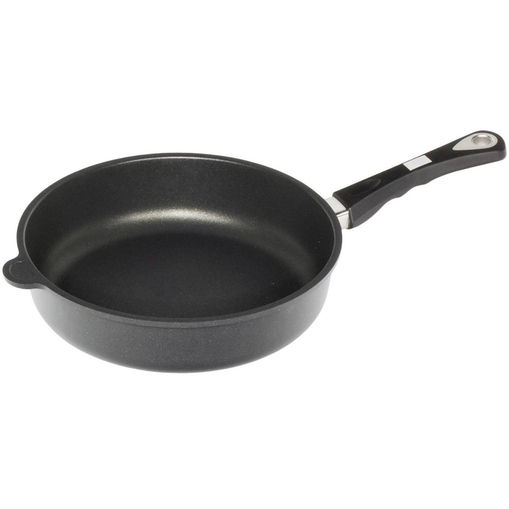 Perfect Pans 28cm Induction Saute/Deep Frying Pan Oven Proof AMT Gastroguss I-728